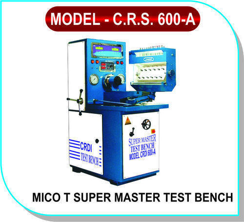 Mico T Super Master Test Bench Model- C.R.S. 600- A