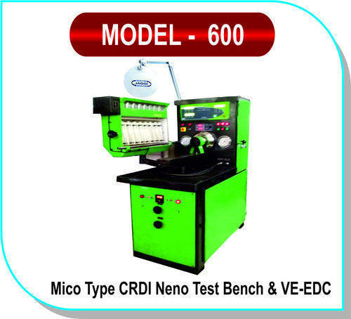 Mico Type CRDI Nano Test Benches