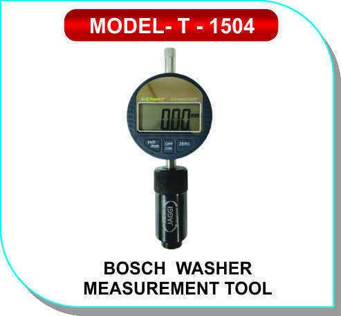 Bosch Washer Measurement Gauge Model- T- 1504