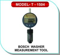 Bosch Washer Measurement Gauge Model- T- 1504