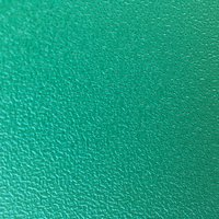 BWF approval 4.5mm green sand surface for badminton courts flooring