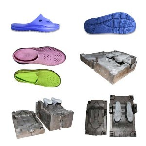 SINGLE COLOR EVA SHOES MOLD