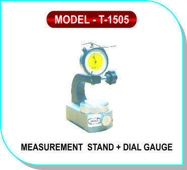 Measurement Stand Dial Gauge Model - T -1505