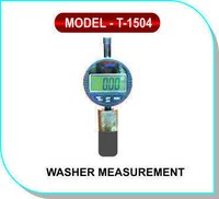 Washer Measurement Model- T- 1504