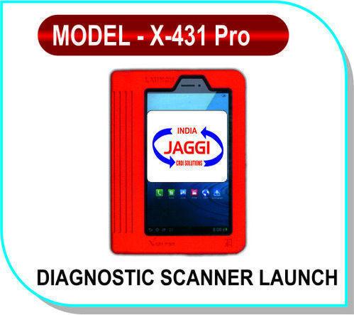 Scanner Equipments