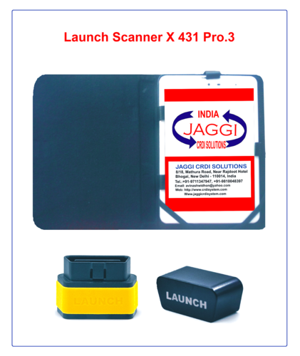 Launch Scanner Pro3