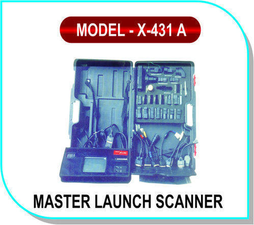 Master Launch Scanner Model X431 A