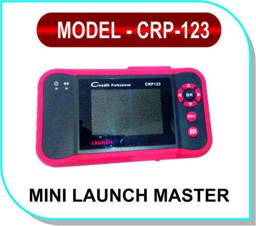 Mini Launch Master Scanner