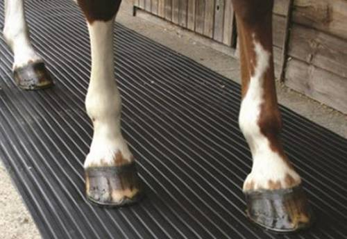 Non-slip Durable Rubber Horse Stable Mats