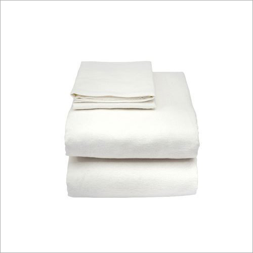 Hospital White Bed Sheet