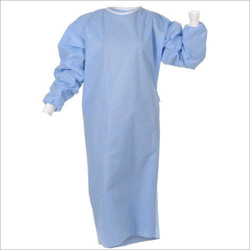 Full Sleeves Hospital Disposable Gown