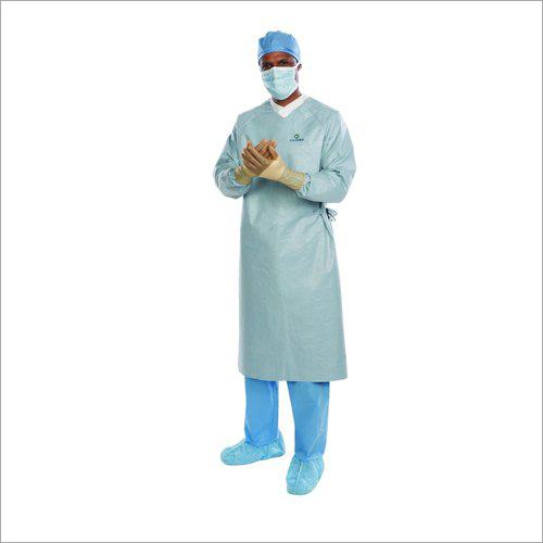 Surgical Round Neck Gown