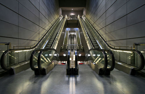 Commercial Passenger Escalator