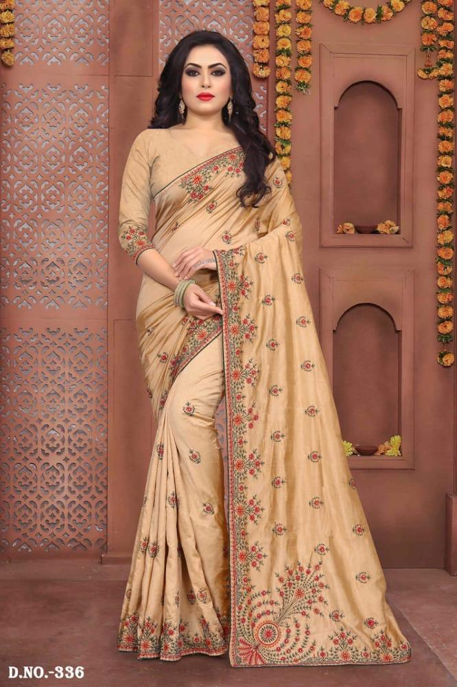 Fancy Assam Silk Saree