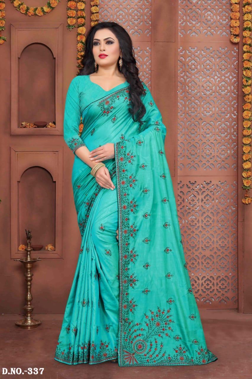 Fancy Assam Silk Saree