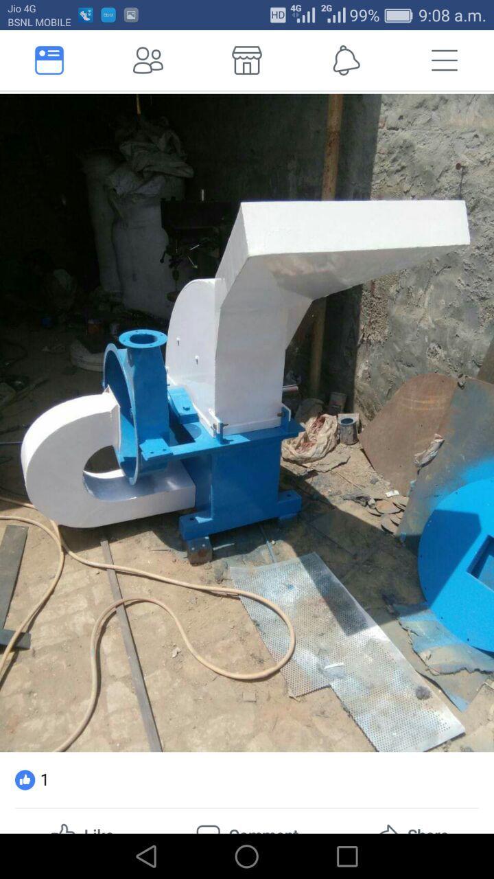 Hammer Mill Grinder & Pulverizer