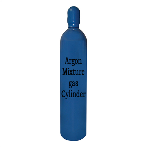 Argon Mixture Gas Cylinder