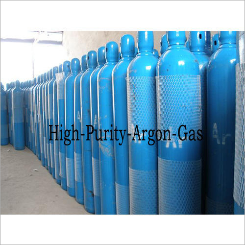 High Purity Argon Gas Cylinder