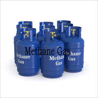 Methane Gas MS Cylinder