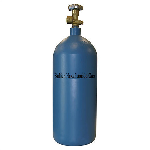 Sulfur Hexafluoride Gas MS Cylinder