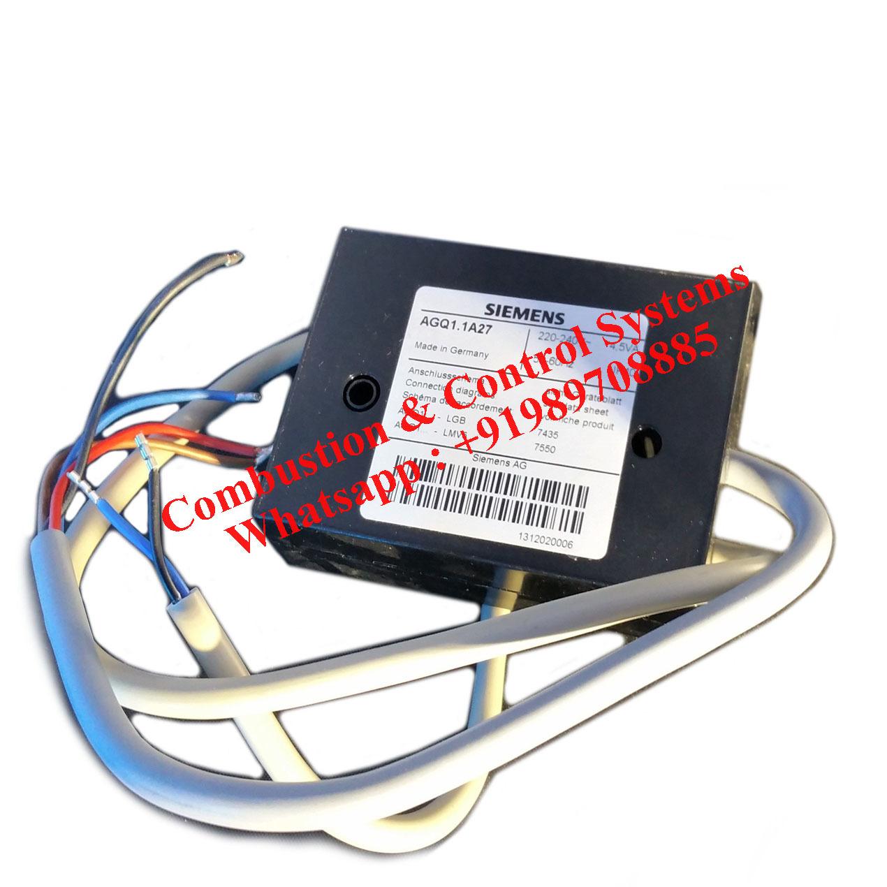 Siemens AGQ1.1A27 Amlifier