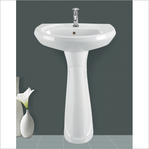 Repose Sterling Pedestal Wash Basin