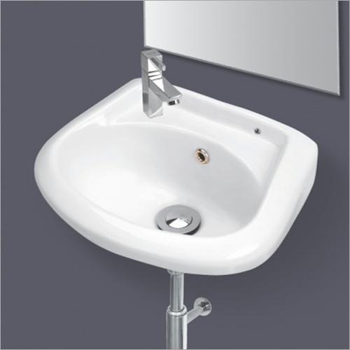 Round Corner Wash Basin