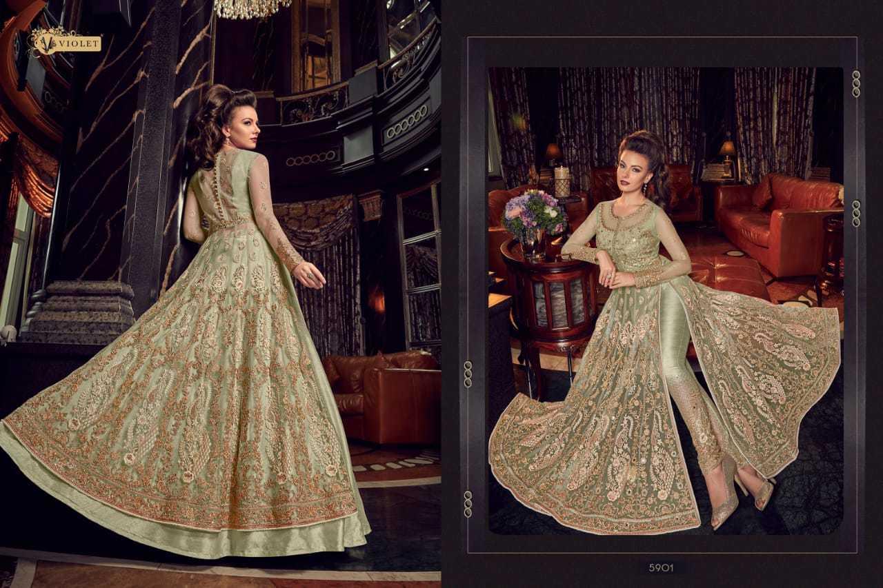 Ladies Anarkali Designer Suit