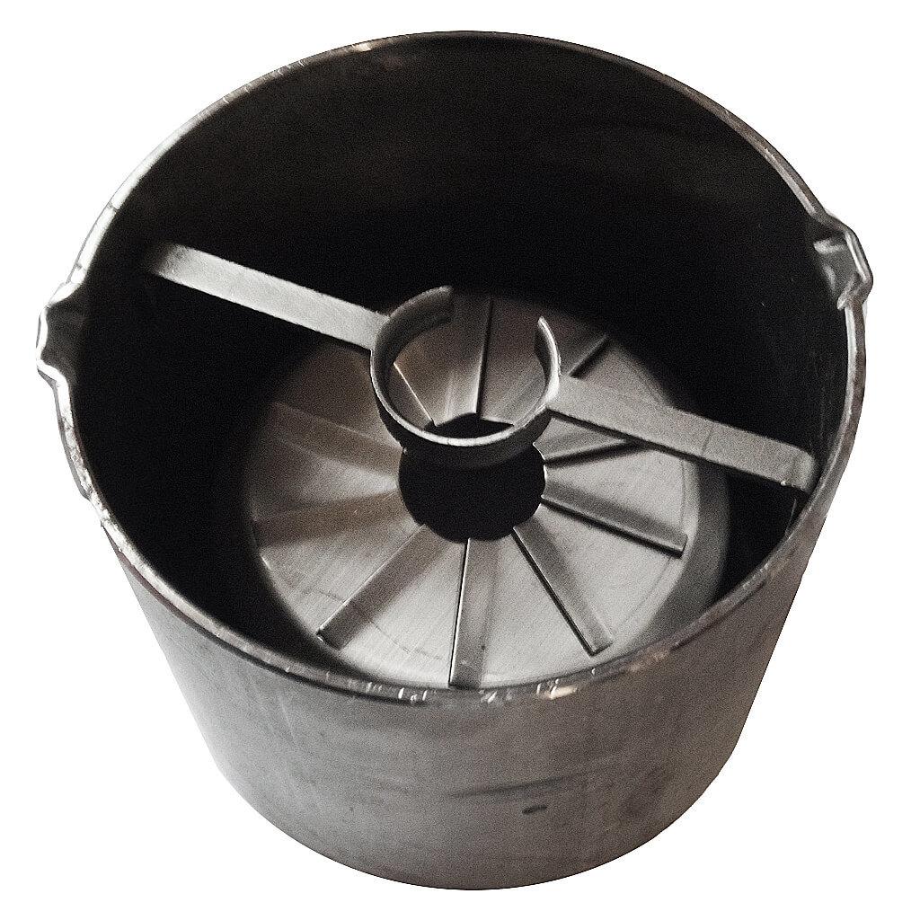 Bentone Burner Blast Tube