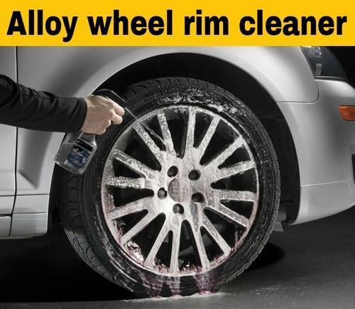 Alloywheel cleaner