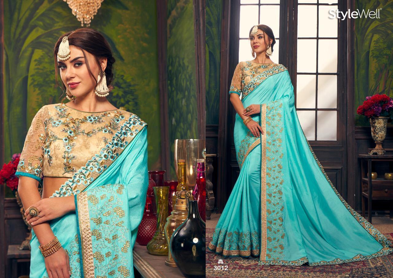 Stylish Designer Saree