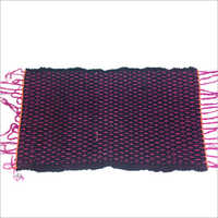 Designer Cotton Foot Mat