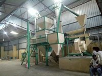 Wipl Fish Feed Machinery Plant