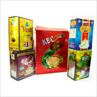 Duplex Paper Tea Packaging Box