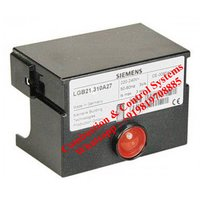 Siemens gas burner controller