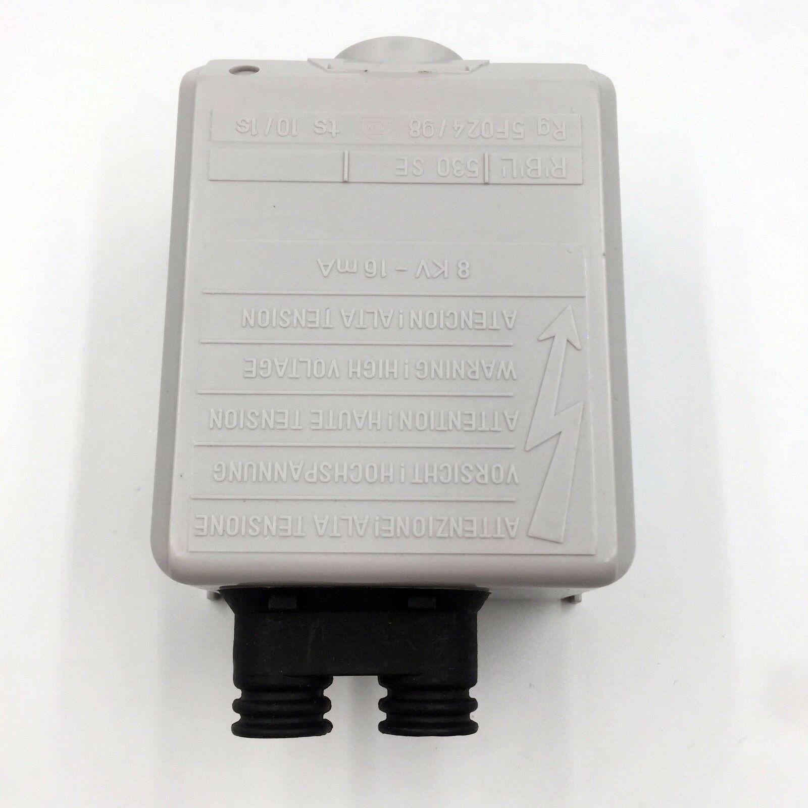 Riello burner control box