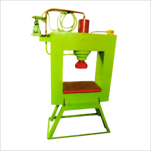 MS Hydraulic Tile Making Machine