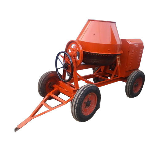 MS Cement Concrete Mixer