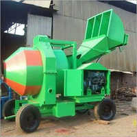 Three Phase Concrete Mixer Hopper