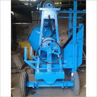 Hydraulic Lift Concrete Mixer Machine