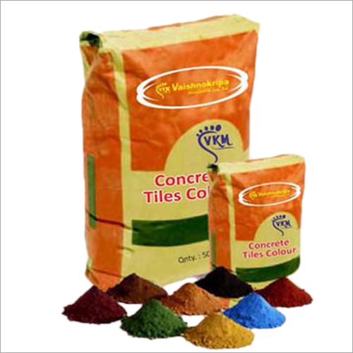 50 kg Concrete Tile Color Powder