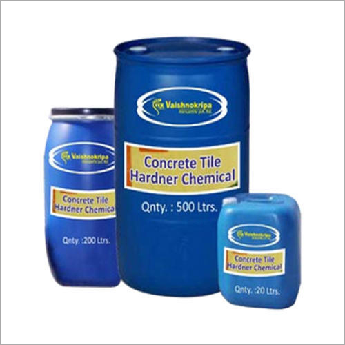 Concrete Tile Hardener Liquid Chemical