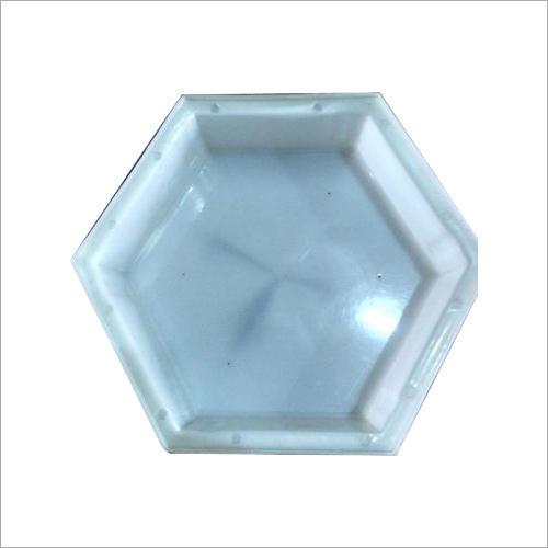 Hexagonal Rubber Paver Block Mould