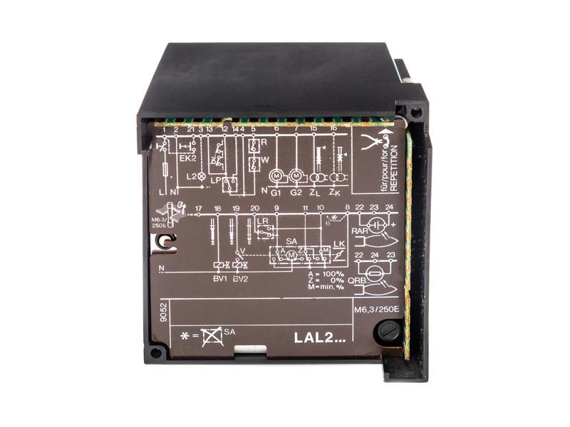 Siemens Burner controller LAL2.14