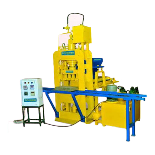 Automatic Hydraulic Brick Press Machine