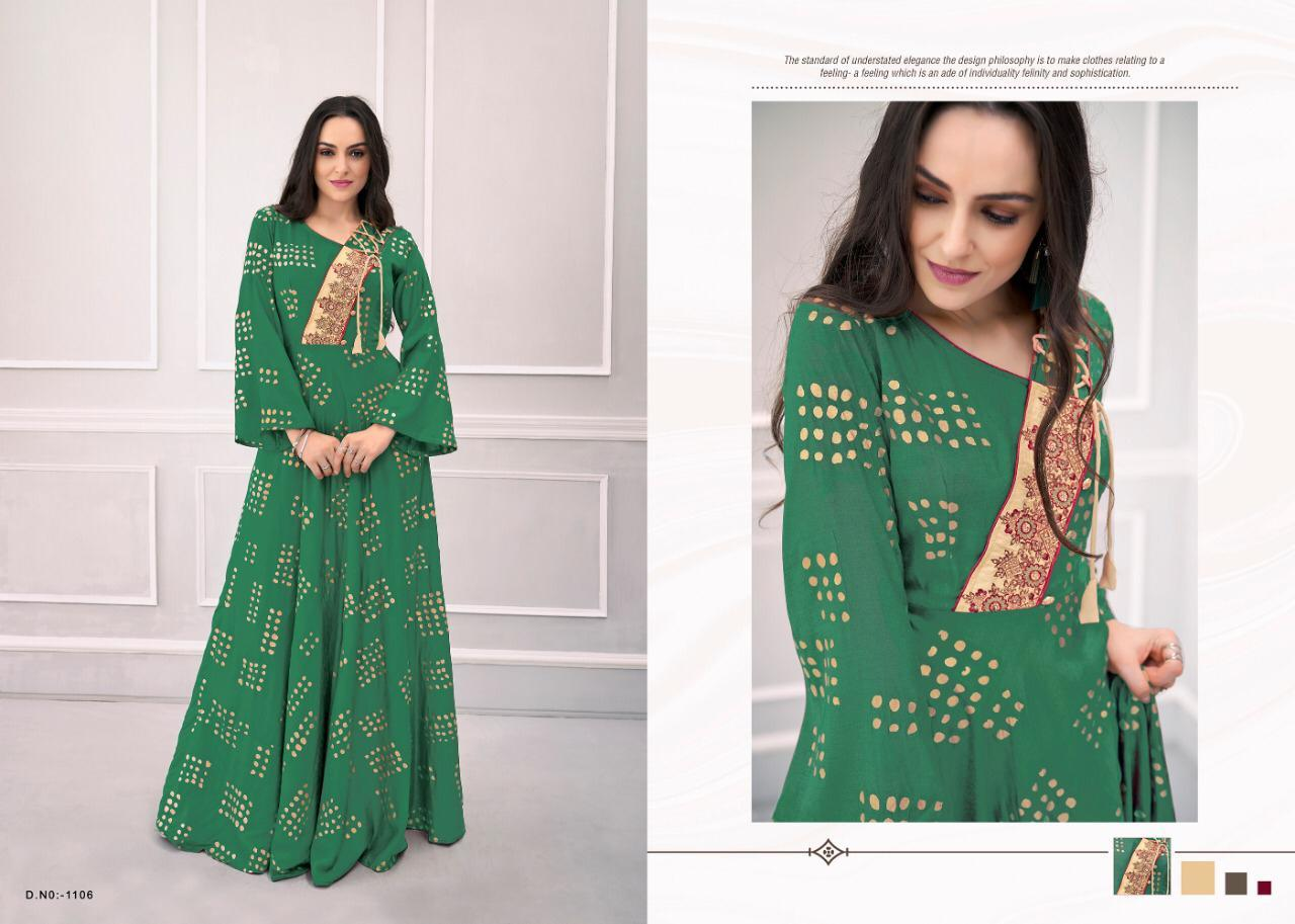 Stylish Anarkali Suit