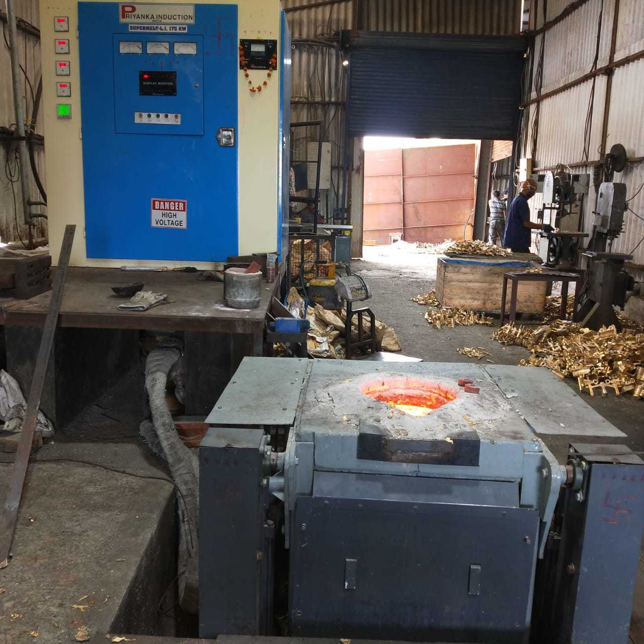 Electric Induction Furnace