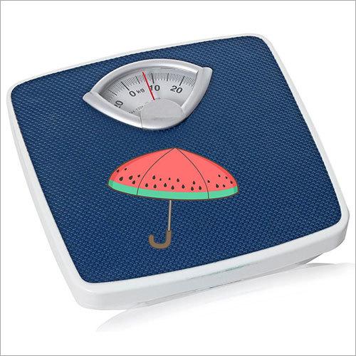 Square Body Weight Machine
