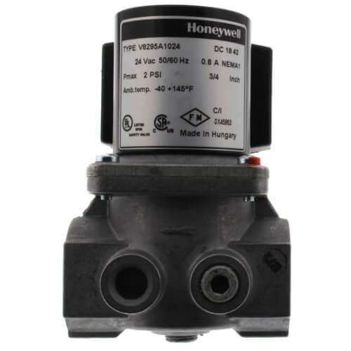 Honeywell Gas Solenoid Valve