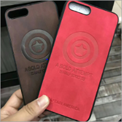 Embossed Mobile Back Covers